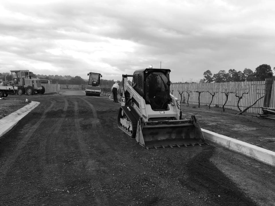 Road Construction Central Coast Newcastle Hunter Valley